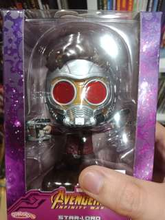 Hot toys cosbaby Infinity War Star Lord