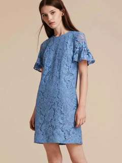Burberry Lace Dress