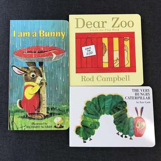 Board Books for Young kids