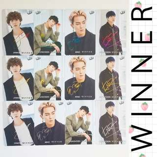 34期 Winner yescard