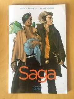 SAGA Volume 1 - 3