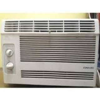 Condura 0.5HP Window Type Aircon