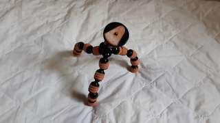 Flexible tripod