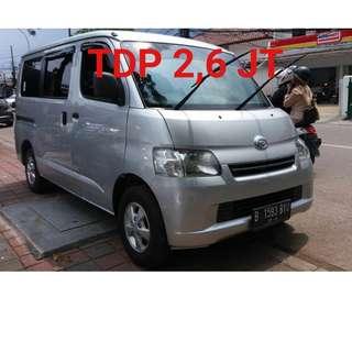 Daihatsu GranMax 1300-D 2014 Tdp 2.6 jt