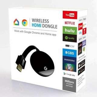 Google Chromecast  HDMI Streaming – TVDongle