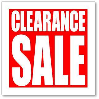 Clearance at Cost for baking essentials tools