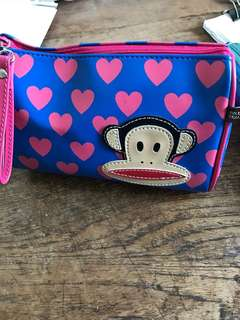 Paul frank pouch &coin purse