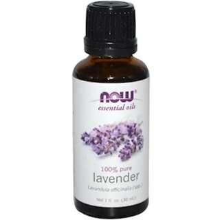 In Stock Now Foods, Essential Oils, Lavender, 1 fl oz (30 ml)