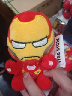 Hot toys cosbaby Infinity war  Plushies