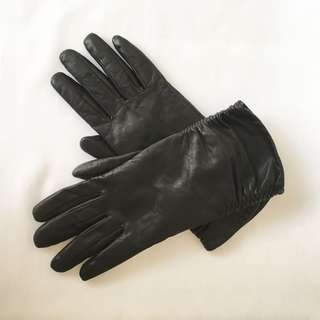 Leather Gloves Sz XL