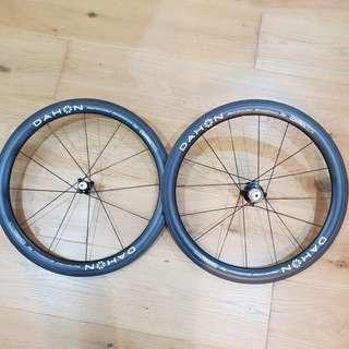 Controltech Carbon 451 Wheelset