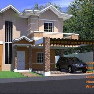 House and Lot in Capitol Homes Park Subd. near Commonwealth Ever Cotesco