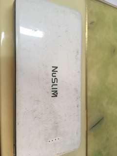 Nuslim power bank 行動電源 15000mAh