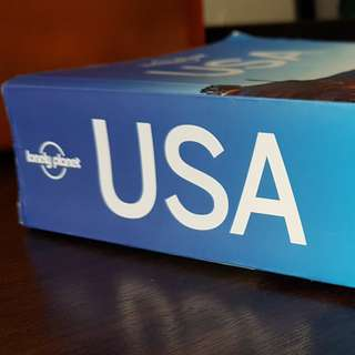 Lonely Planet - USA 9th Edition