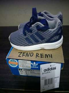 Adidas Zx flux kid shoes