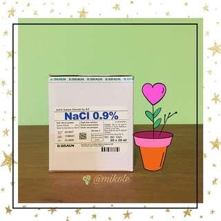 0.9% Sodium Chloride Inj B.P.