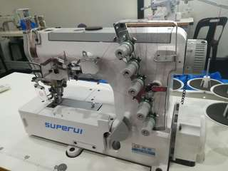 Sewing Machines LT-500 Interlock brick machine
