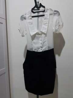 Dress Korea BW