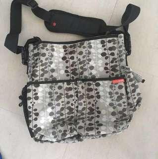 REPRICED: Skiphop Diaper Bag