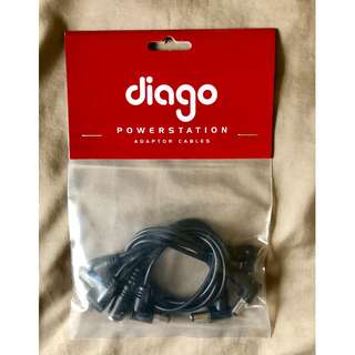 Diago Powerstation Adaptor Cable (Deluxe Daisychain Link) PS02