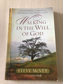 Steve McVey - Walking in The Will Of God