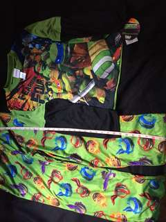 Teenage Mutant Ninja Turtles Sleepwear