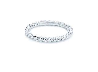 Tiffany & Co. Twisted Rope Ring