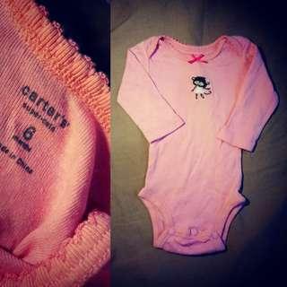 baby carters onesie