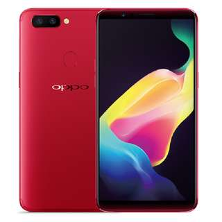 OPPO R11s Red (BNIB Sealed)