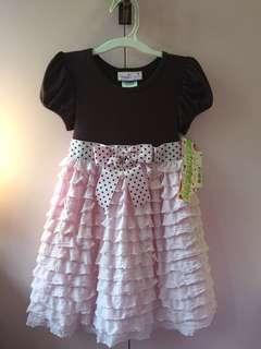 ASHLEY ANN Girl Knit Ruffley