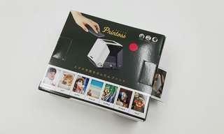 Printoss 印相機 灰黑色 (100% new)