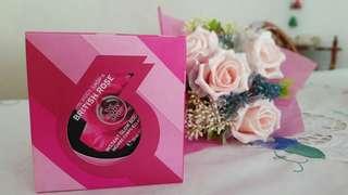 Body shop gift set( British Rose)