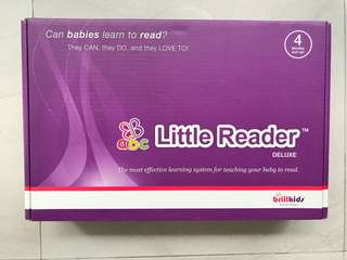 Brill kids little reader English, Math and Chinese
