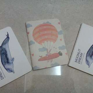 Stationery (small notes) HKD 5.00 each