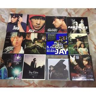 20 titles of Jay Chou's Album