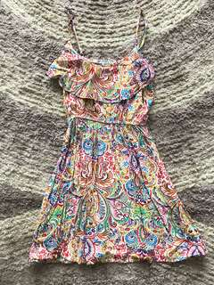 COTTON ON Summer colorful dress