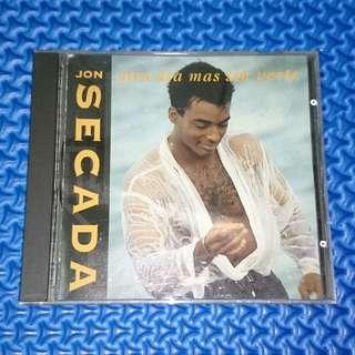 🆒 Jon Secada - Otro Dia Mas Sin Verte [1992] Audio CD