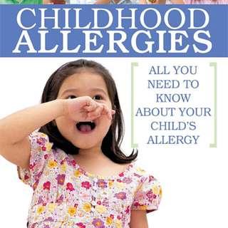 Childhood Allergies By Dr. Dawn Lim