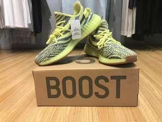 Adidas yeezy frozen yellow 350