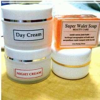 Whitening face cream wonder cream