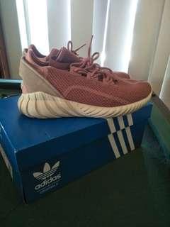 Adidas tubular doom sock shoes