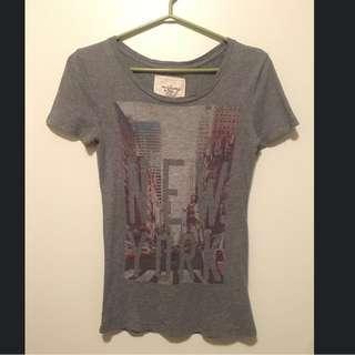 SALE A&F New York Tshirt Medium