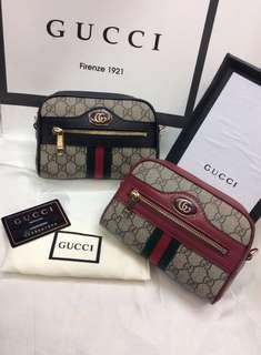 Gucci sling bag /belt bag