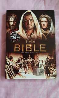 THE BIBLE (The Epic Miniseries) - DVD
