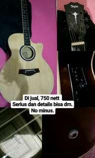 Gitar, Mulus Murah