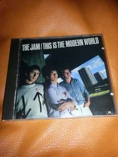 CD The Jam. This is the modern world