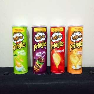 MURAH & TERBATAS yah.. Pringles All Varian pilih 110gr