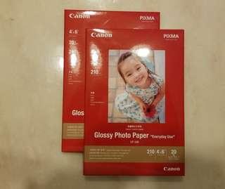 Canon相紙 4盒