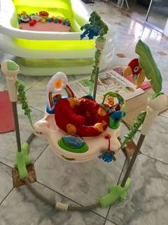For sale baby jumperoo
