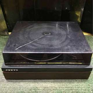 ONKYO Y-100 Vintage Record Player